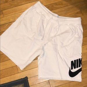 Nike shorts sweats bottom pants